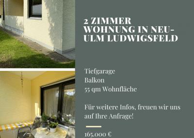 Eigentumswohnung in Ludwigsfeld