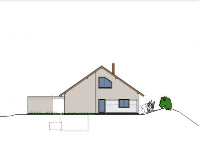 Einfamilienhaus bei Memmingen