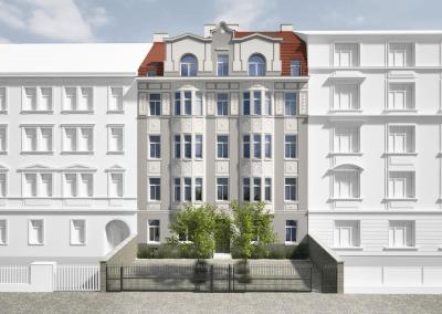 Eigentumswohnung in Prag